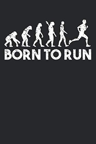 Born to run: workout Notizbuch