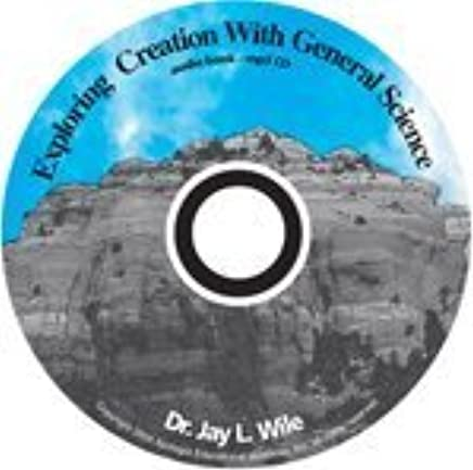 Exploring Creation with General Science Audio Book MP3-CD (Apologia