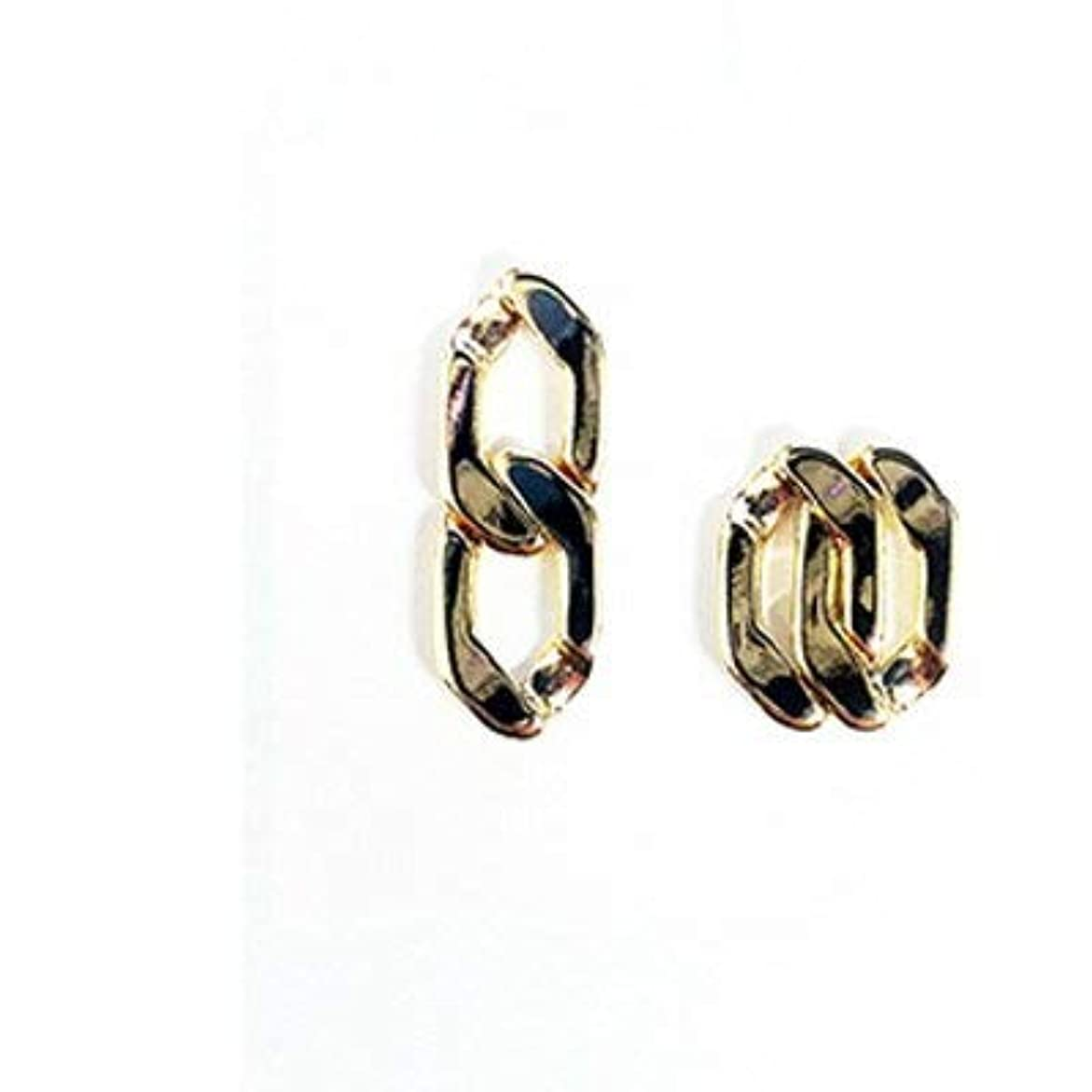 爵共和国大胆不敵アイスジェル ファッションチェーン FCJ-06 ゴールド