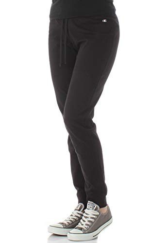 Champion joggingbroek dames 110844 S19 KK001 NBK zwart