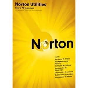 Norton Utilities 15 Box