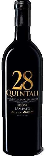 Ognibene Regalo Speciale - Vino rosso Montepulciano d Abruzzo d.o.c. RISERVA 2014 - Cantine LAMPATO  Colline Pescaresi-Abruzzo-Italy
