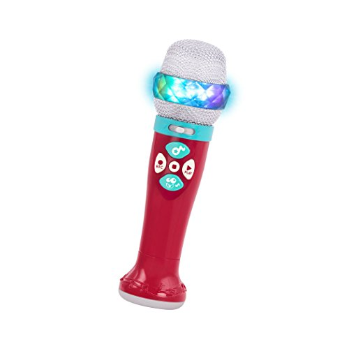 Battat – Musical Light Show Microphone...