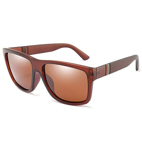 meiian Men Polarized SunglassesDesign Square Driving Sun Glasses Retro Shades Eyewear