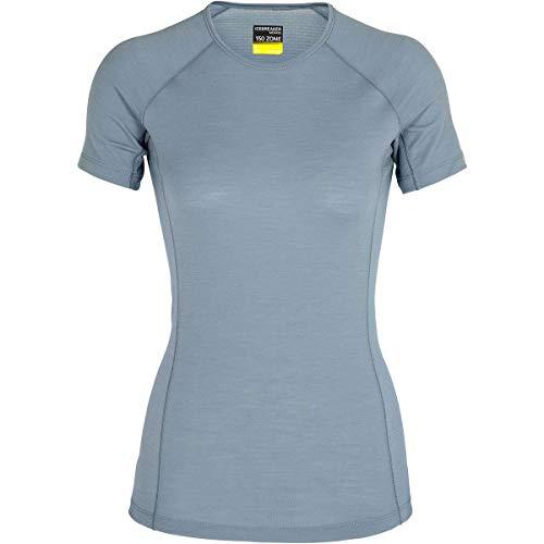 icebreaker Damen 150 Zone T-Shirt, Gravel