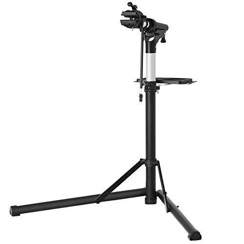 SONGMICS Bike Repair Stand Foldable Lightweight, for Bikes Maintenance USBR04B
