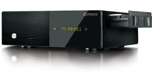 "Micca EP350 G2 1080p Network Digital Media Player with 7.1 HD-Audio, Fast LAN, 3.5"" SATA Bay (Realtek 1185)"