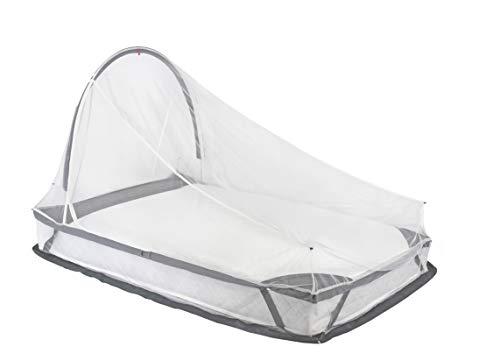Lifesystems ARC Self Supporting Mosquito Net (Single) Mosquitera para Cama Individual, Unisex, Blanco, Suelto