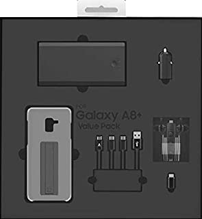Samsung 5000 mAh Power Bank, 3 in 1 Car Charger Cable & BT Earphones