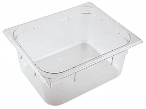 Best Buy! Paderno World Cuisine 20 7/8 inches by 12 3/4 inches Polycarbonate Hotel Food Pan - 1/1 (d...