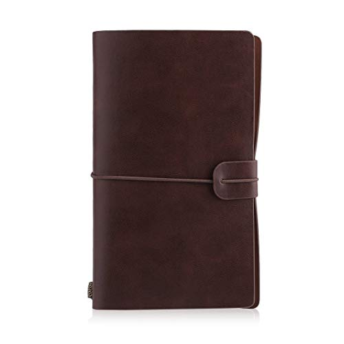 Portable Students School Writing Notebook Travel Diary Journal Planner Agenda
