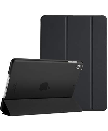 Procase iPad Mini 5 Case 2019 5th Generation iPad Mini, Slim Stand Protective Case Smart Cover for 2019 Apple iPad Mini 5 7.9 Inch –Black