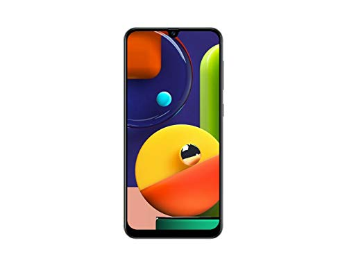 Samsung Galaxy A50s (SM-A507FN/DS) Dual SIM 128 GB GSM desbloqueado, versión internacional, sin…