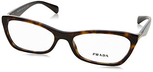 Prada Damen Brillen SWING PR 15PV, 2AU1O1, 53