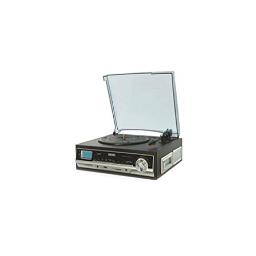 Daewoo Giradischi Funcion Codificatore USB/SD Vintage AM/FM