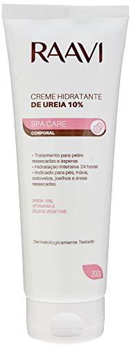 Raavi Creme Hidratante Ureia 10% Spa Care 200g