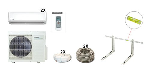 Full Inverter 2 stanza.-Multisplit-climatizzatore/climatizzatore multi split tianya 1 x 2,9 - 1 x 3,7 kW