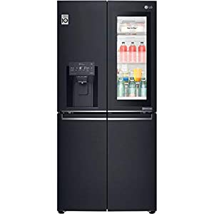 LG GMX844MCKV American Fridge Freezer