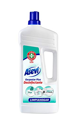ASEVI limpiador desinfectante gerpostar botella 1280 ml