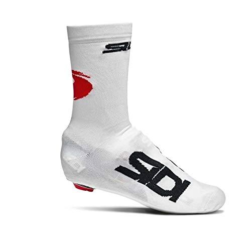 SIDI 45201VAR - Calze Copriscarpe Color Bianco Talla S-M