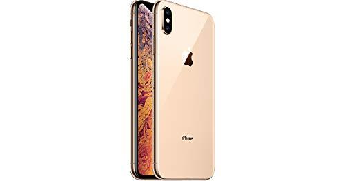 A Apple iPhone XS Max, 256GB, Ouro - Para Verizon (Renovado)
