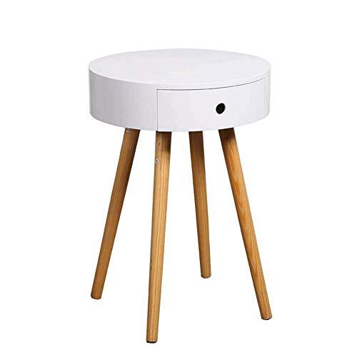 Home Beistelltische Schlafsofa Kleiner Schranktisch Minibett Nachttisch Einfacher Moderner Moderner Ecksofa-Beistelltisch, BOSS LV