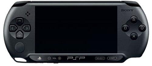 PSP Street - Consola