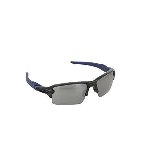 Oakley Flak 2.0 XL Sunglasses-Polished Black Navy/Black Iridium