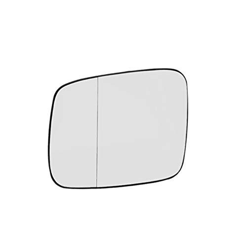 Spiegel Spiegelglas links ACHTUNG: Kranzbefestigung Rückseite mit dem 2. Foto vergleichen! Pro!Carpentis kompatibel mit T4 07/1990 bis 03/2003 beheizbar für Außenspiegel elektrisch und manuell
