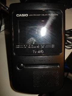 CASIO TV-470 TV-470B LCD POCKET COLOR TV
