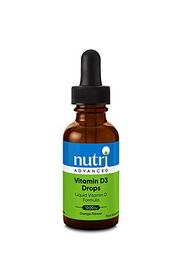 Nutri Advanced D3 Drops 1000 30ml