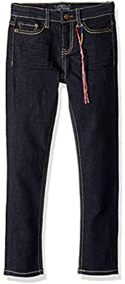 Lucky Brand Big Girls' Zoe Denim Jean, Richmond wash, 14