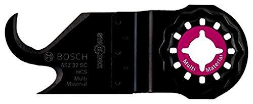 Bosch Professional Starlock - Navaja multiuso, ASZ 32 SC, 24 x 11 mm