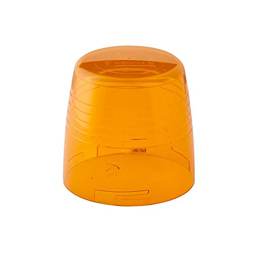 HELLA 9EL 863 100-001 Cabochon, gyrophare - jaune