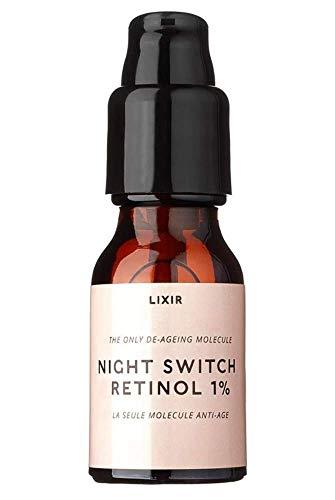 LIXIRSKIN Night Switch Retinol 1%