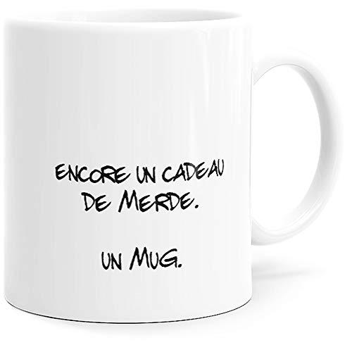 Mug Humour Encore un Cadeau de Merde Tasse Message Drôle....