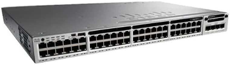 Cisco Catalyst WS-C3850-48P-S Ethernet Switch