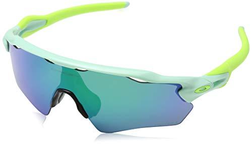 Oakley Radar EV XS Prizm Sunglasses - Kids' Jasmine W/Prizm Jade Iridium, One Size - Men's