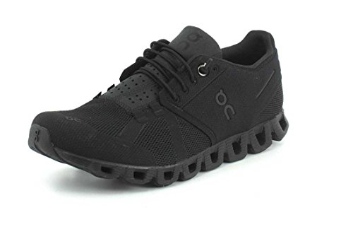 On Cloud, Men's Running and Walking Shoes, Black (All Black 0002), 9...