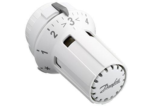 Danfoss 013G5010 Fühlerelement RAW RAL 9016 Typ 5010, fester Fühler