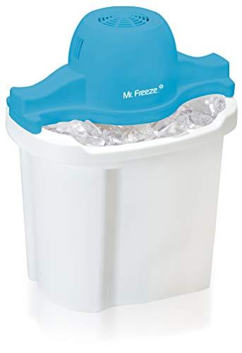 MaxiMatic EIM404 Mr Freeze Electric Ice Cream Maker 4Quart White