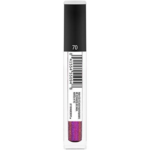Maybelline Lip Studio Glitter Fix Glitter Lip Gloss Makeup, Wicked Tease, 0.17 fl. oz.