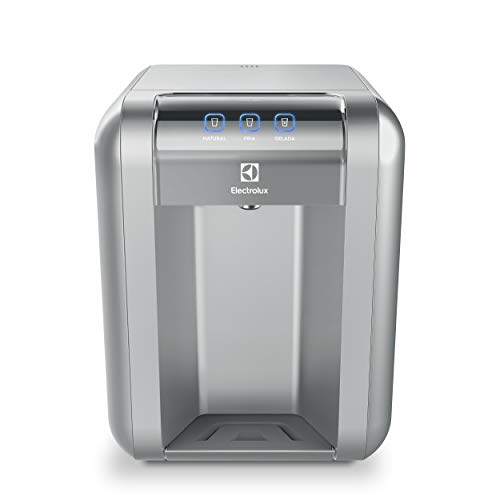Purificador de Água Electrolux PE11X Prata Painel Touch Bivolt - BIVOLT