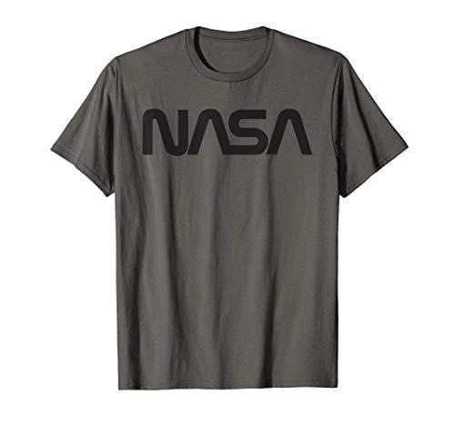NASA Shirt, Worm Logo Insignia Symbol Graphic Maglietta