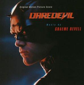 デアデビル オリジナル・サウンドトラック・スコア