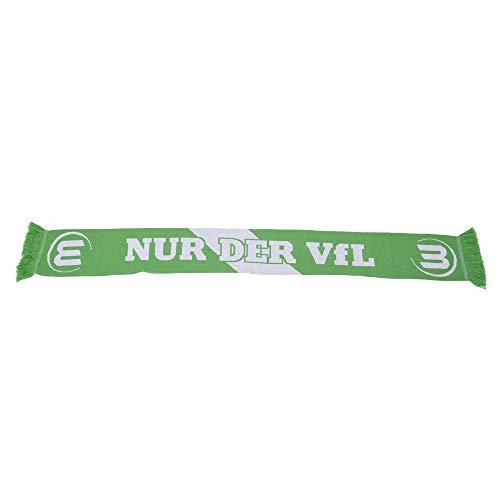 VfL Wolfsburg Schal NUR DER VFL