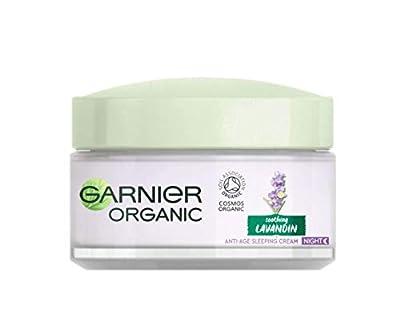 Garnier Organic Lavandin Anti-Age Sleeping Cream, 50 ml 3600542325370 from L'Oréal