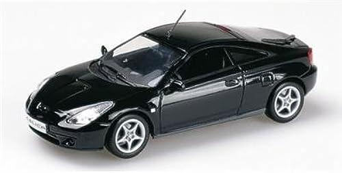 Minichamps 430168921 - Toyota Celica 2000 Schwarz
