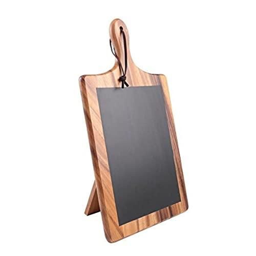 & T G Woodware Tuscany-Lavagnetta per gessetto con Supporto Universale, Acasia