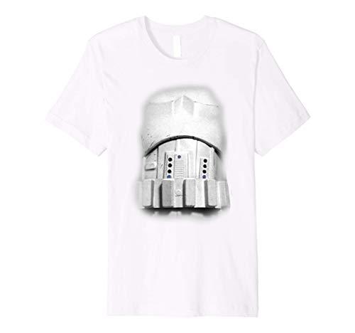 Star Wars Stormtrooper Armor Costume Halloween Premium T-Shirt